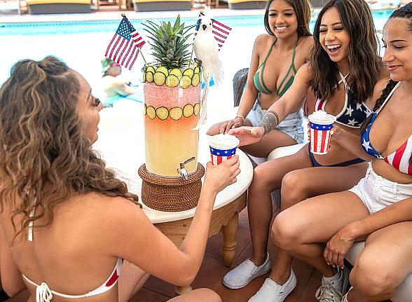 JEMAA – The NoMad Pool Party at Park MGM to Host Fourth of July Parties Over Four Days