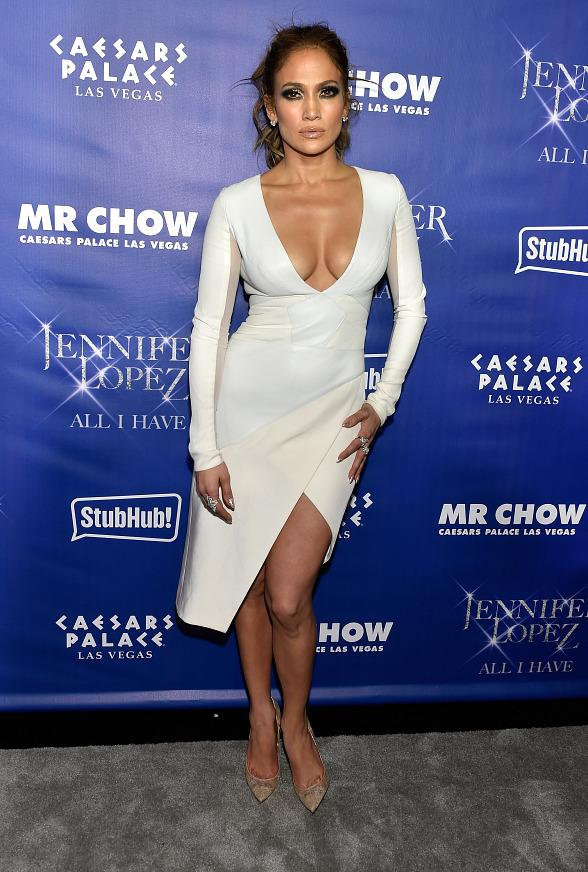 "Jennifer Lopez, Ray Liotta, T.I., Sarah Jeffery, Kiesza, Ne-Yo and more at ""Jennifer Lopez: All I Have"" After Party at Mr. Chow's"