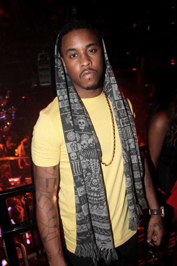 Jeremih Performs at The Bank Nightclub at Bellagio