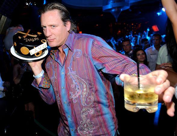 Jeremy Roenick at LAVO