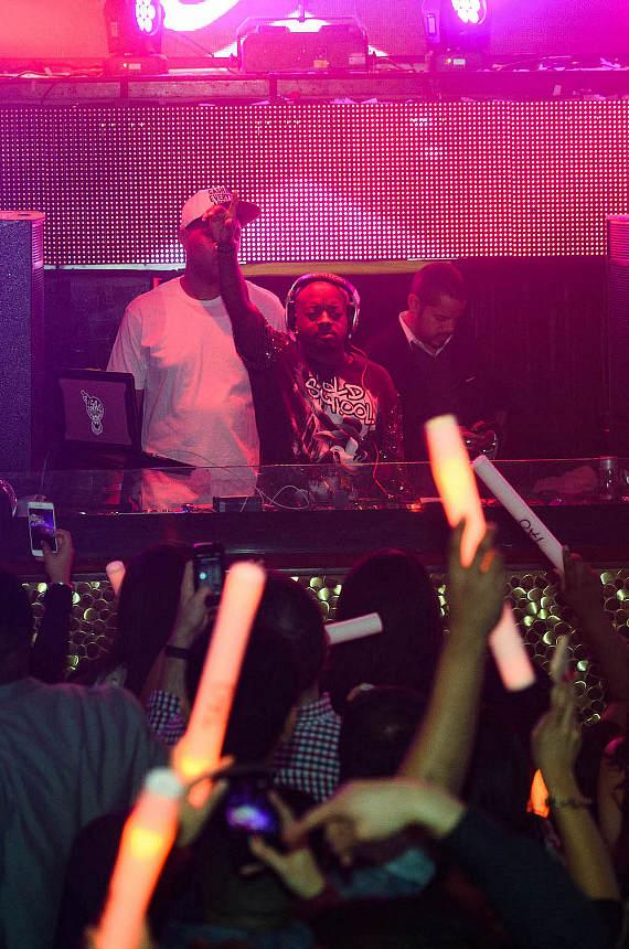 Jermaine Dupri at TAO
