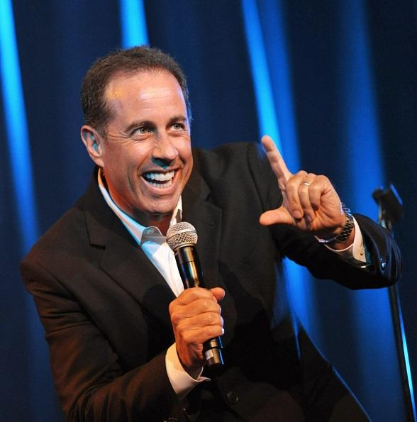 Jerry Seinfeld Returns to The Colosseum at Caesars Palace April 12-13