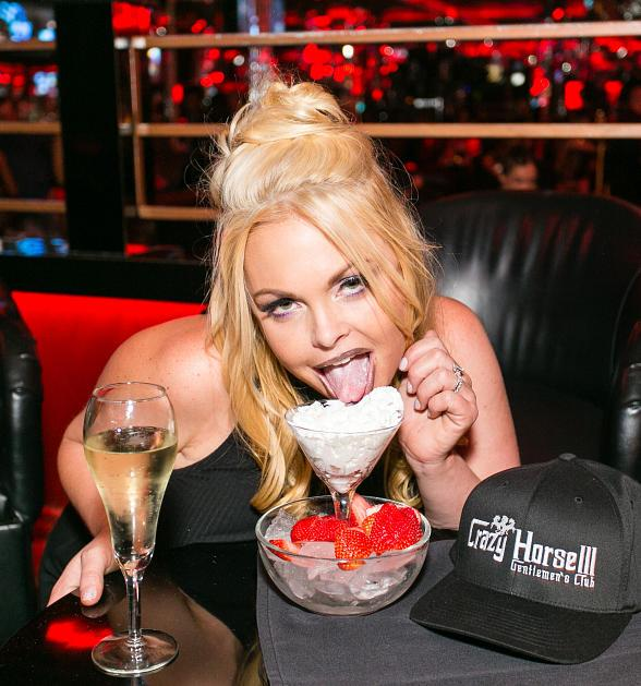 Adult Industry Star Jesse Jane Celebrates Retirement at Crazy Horse III