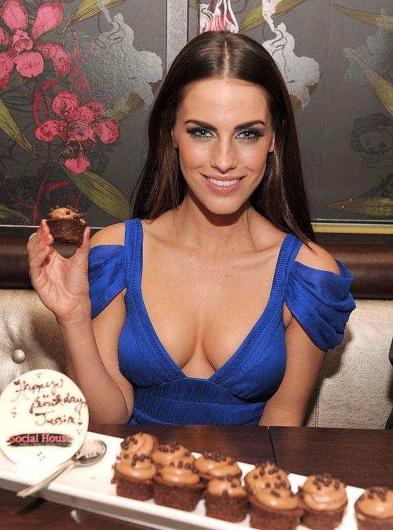 Jessica Lowndes in Social House inside Crystals at CityCenter