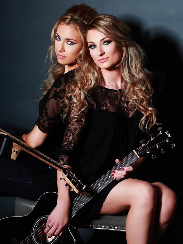 "Jill & Julia to Perform at Life Is Beautiful Festival as First Friday Las Vegas' ""Music is Beautiful"" Winners"