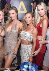 Joanna Krupa Hosts Birthday Bash at Hyde Bellagio in Las Vegas