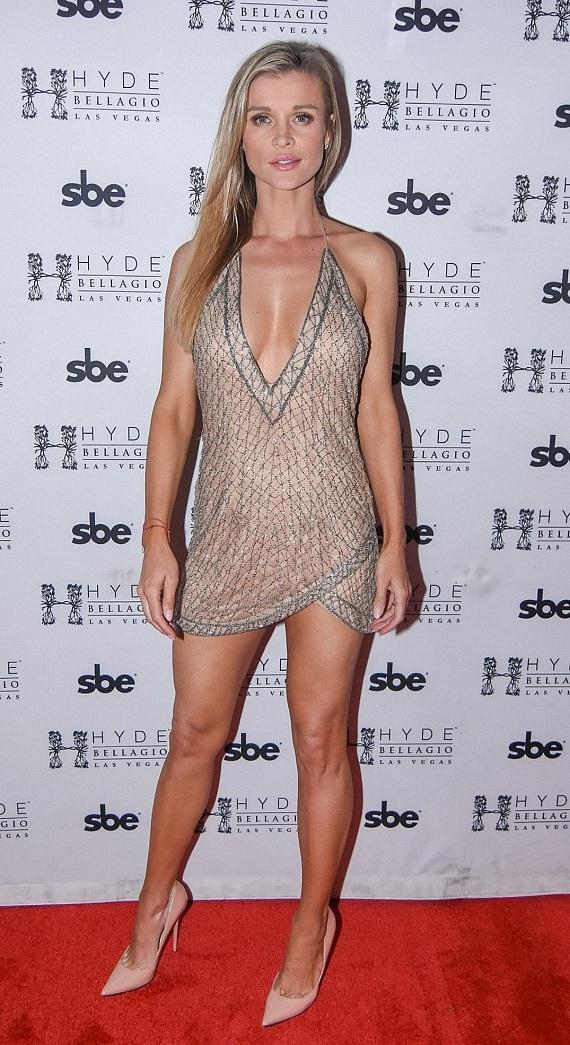 Joanna Krupa takes over Hyde Bellagio in Las Vegas for birthday bash
