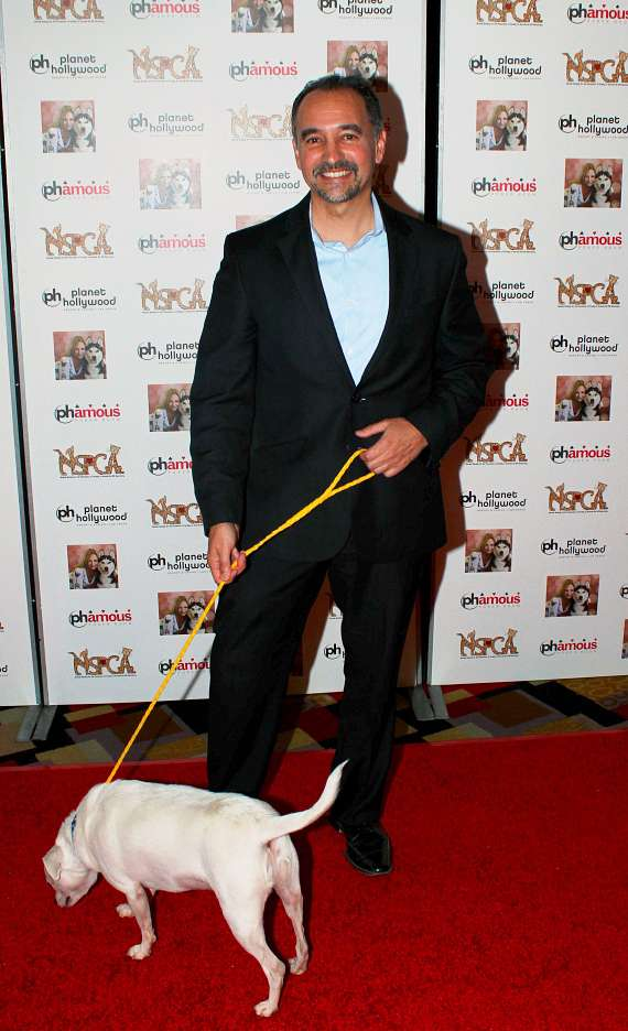 Joe Gulino at Jennifer Harman NSPCA Poker Tournament at Planet Hollywood Las Vegas