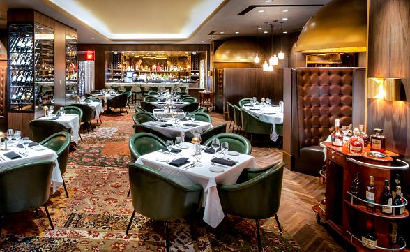Easter Menu Offerings at the D Las Vegas' Andiamo Steakhouse and D Grill