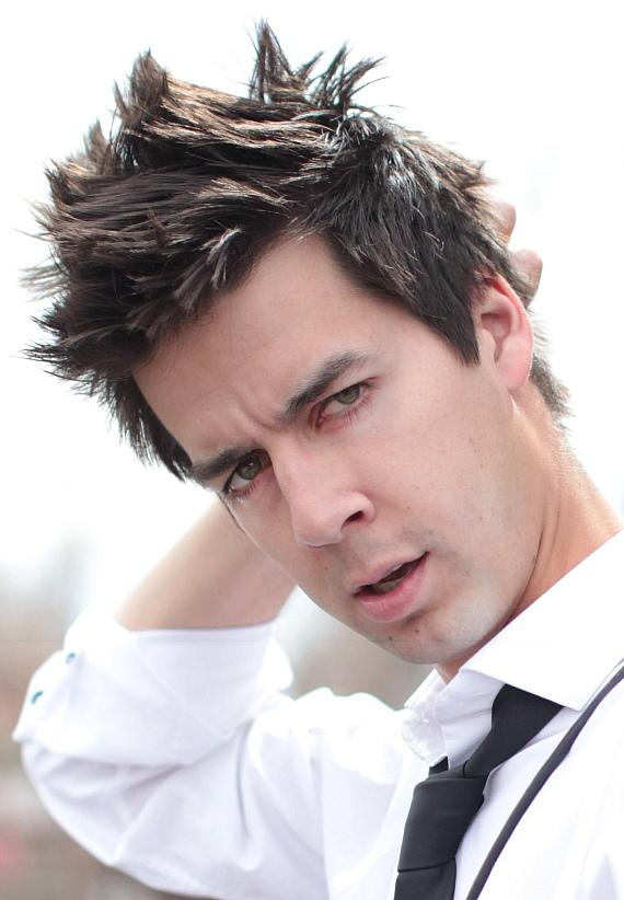 Award-winning stand-up comedian John Crist has edgy yet clean comedy that makes him popular among fans of all ages