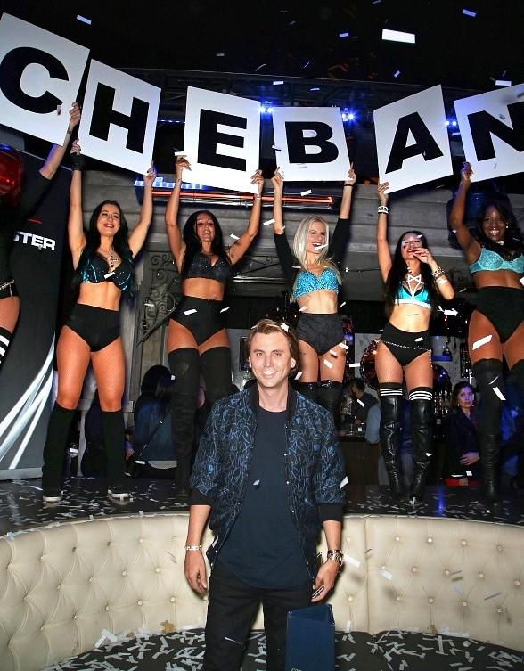 Jonathan Cheban Celebrates Exclusive Birthday Bash at Chateau Nightclub & Rooftop at Paris Las Vegas