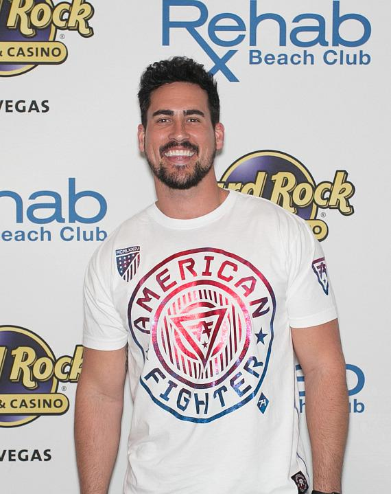 Josh Murray at REHAB