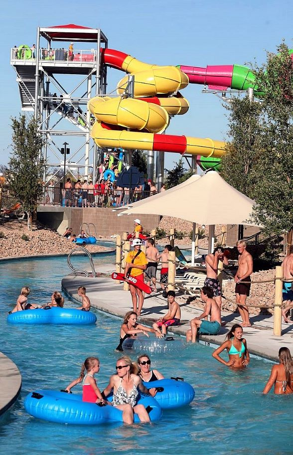 Wet 'n' Wild Las Vegas adds Dive 'n' Movies, Twilight Ticket, Weekday Passes and Extended Hours