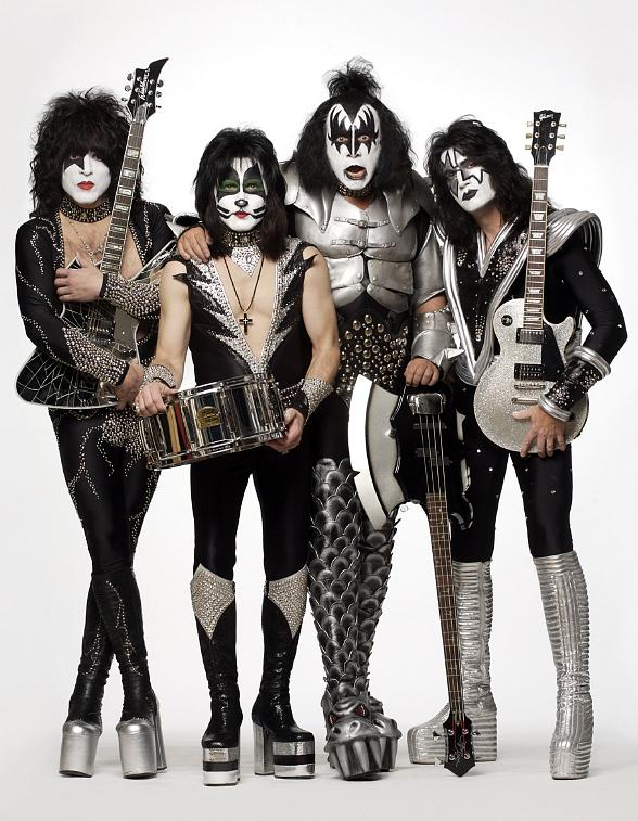"""KISS will fly to The Joint by helicopter for their first residency """"KISS Rocks Vegas"""""""