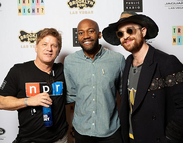Tickets on Sale Now for Nevada Public Radio's Trivia Night Featuring Daniel Platzman From Imagine Dragons at Brooklyn Bowl Las Vegas, June 26, 2019
