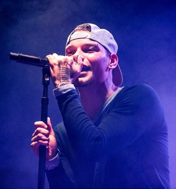 Kane Brown at Double Barrel Roadhouse