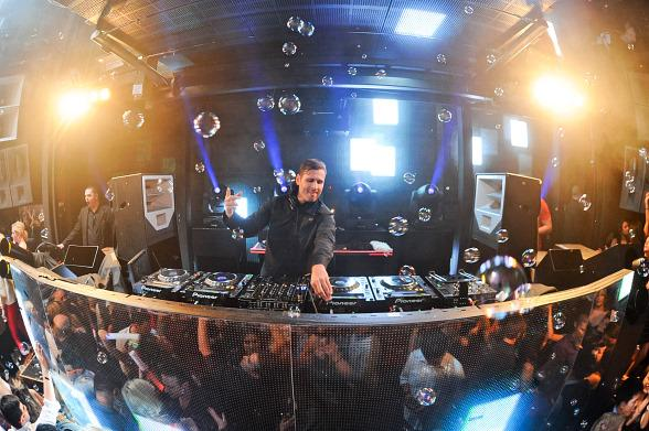 DJ Kaskade Kicks Off 2012 Residency at Marquee