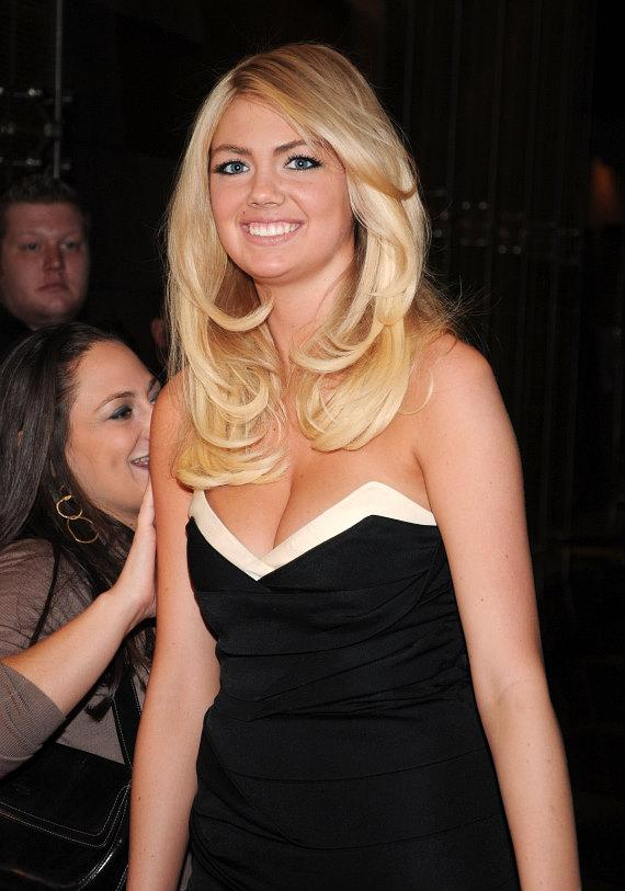 2012 SI Swimsuit Edition Cover Girl Kate Upton at HAZE Nightclub