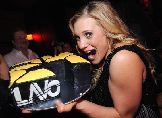 Katee Sackhoff of 24 at LAVO
