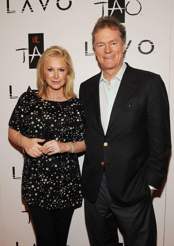 Kathy and Rick Hilton at TAO