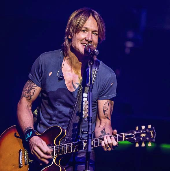 The Colosseum at Caesars Palace to Celebrate Grand Reopening with Back-To-Back Evenings with Keith Urban Sept. 6 & 7, 2019