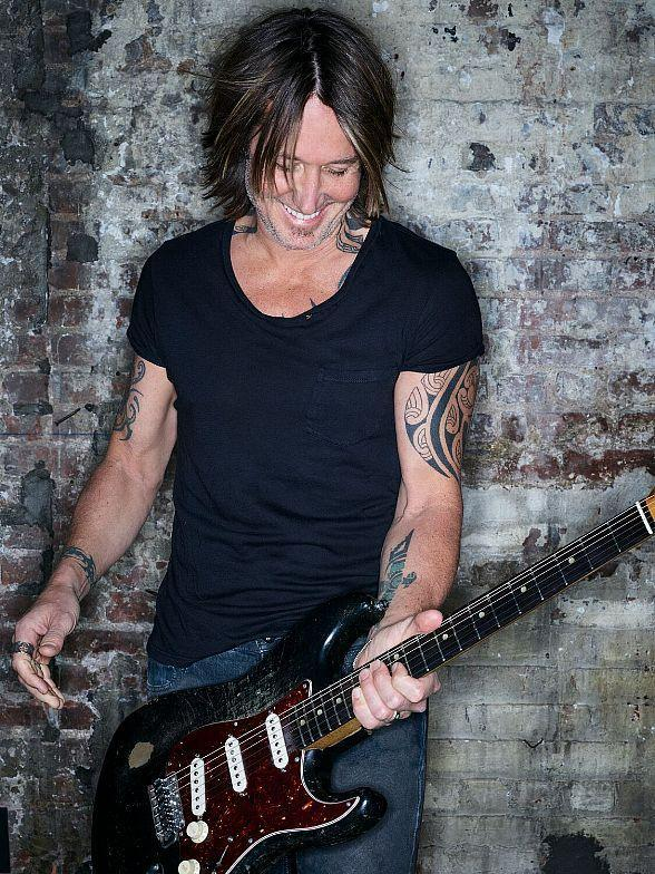 """""""Keith Urban Live – Las Vegas"""" to Play 12 Concerts at The Colosseum at Caesars Palace in 2020"""