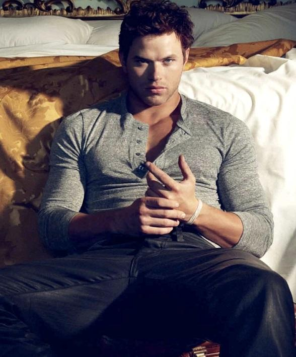 Kellan Lutz to Celebrate Dylan George and Abbot + Main Spring 2012 Collections at Chateau Nightclub August 23