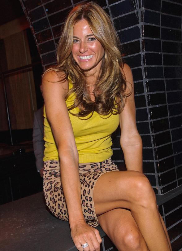 "Kelly Bensimon from ""The Real Housewives of New York City"" Celebrates New Jewelry Line at LAVO"