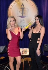 "Kendra Wilkinson Passes on the Banana to Scheana Shay in ""Sex Tips for Straight Women from a Gay Man"""