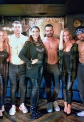 "Kendra Wilkinson Attends ""Magic Mike Live"" at Hard Rock Hotel & Casino in Las Vegas"