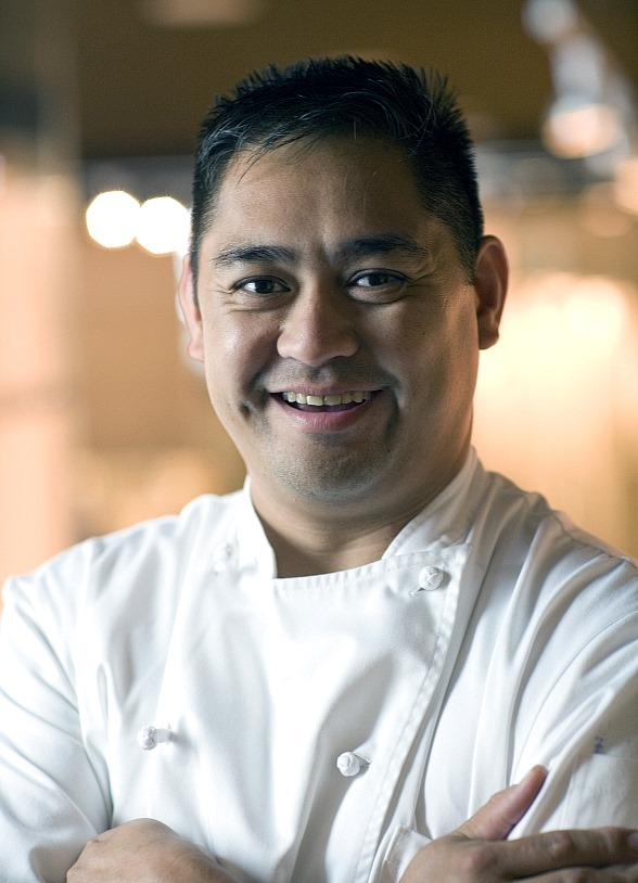Pastry Chef Kenny Magana from Postrio Bar & Grill