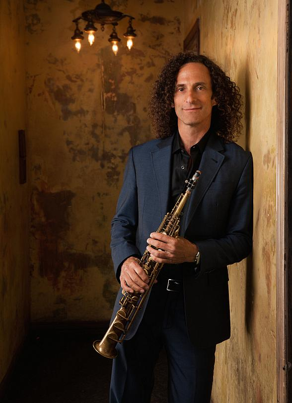 Grammy-Award Winning Saxophonist Kenny G Set to Perform at the Smith Center Sept. 29, 2018