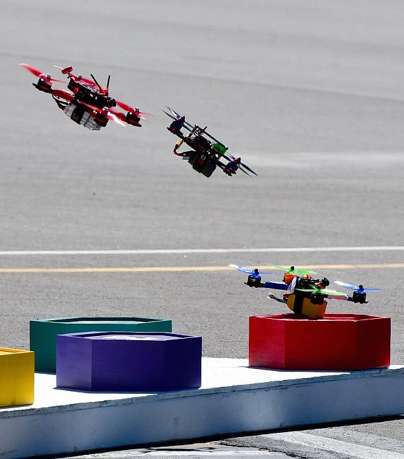 South Point Hotel, Casino and Spa to Host the 2017 Challengers Cup Finals, World's Largest Semi-Professional Drone Racing Championship, Jan. 19 – 20, 2018