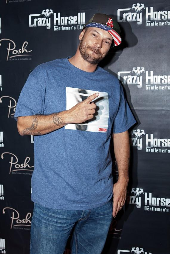 Kevin Federline at Crazy Horse III