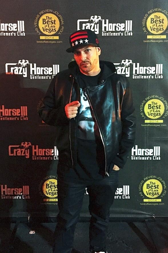 Kevin Federline Kicks off XXXMAS Parties at Crazy Horse III