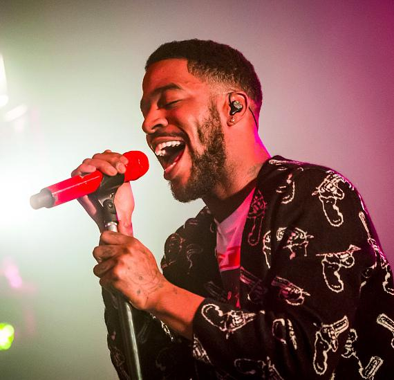 Kid Cudi performs at The Chelsea inside The Cosmopolitan of Las Vegas