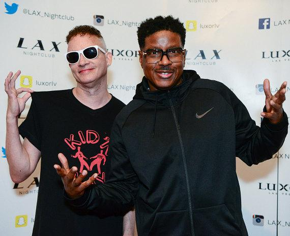 Kid 'n Play Kick Off Halloween Weekend with The Pajama Jam 2 at LAX Nightclub Thursday, Oct. 27