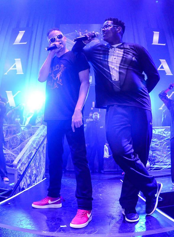 Kid 'n Play Kick Off Halloween Weekend with The Pajama Jam 2 at LAX Nightclub
