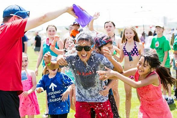 Inspirada to celebrate Aloha Hau'oli Splash Day on August 15