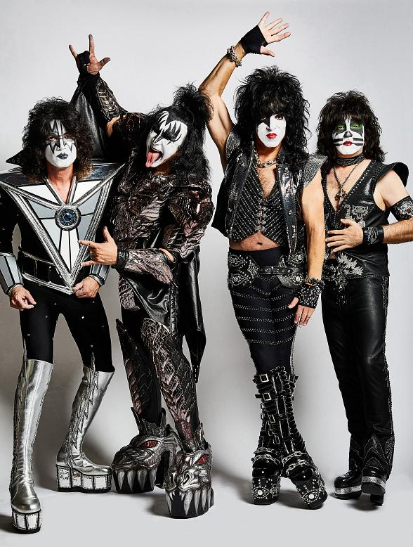 "KISS ""End of the Road"" World Tour Coming to T-Mobile Arena February 15, 2019"