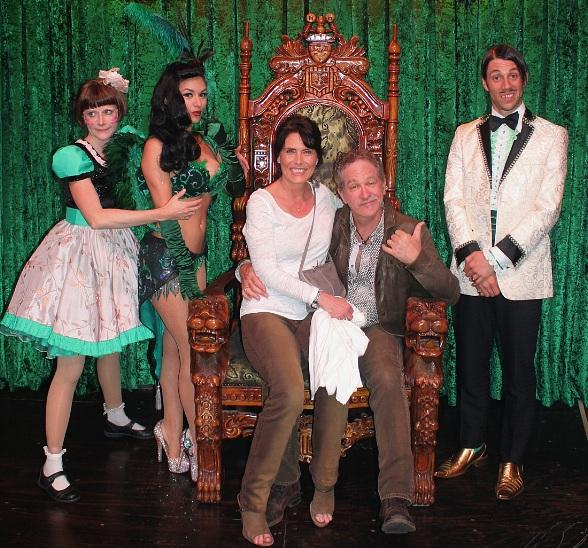 Kix Brooks of Brooks & Dunn Attends ABSINTHE at Caesars Palace