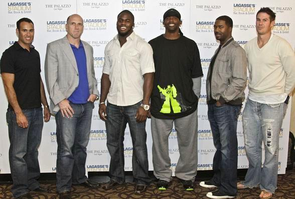 2010 NFL Draft Viewing Party at Lagasse's Stadium