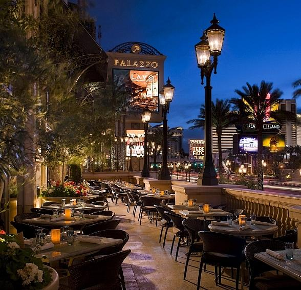 Celebrate Independence Day on LAVO's Terrace
