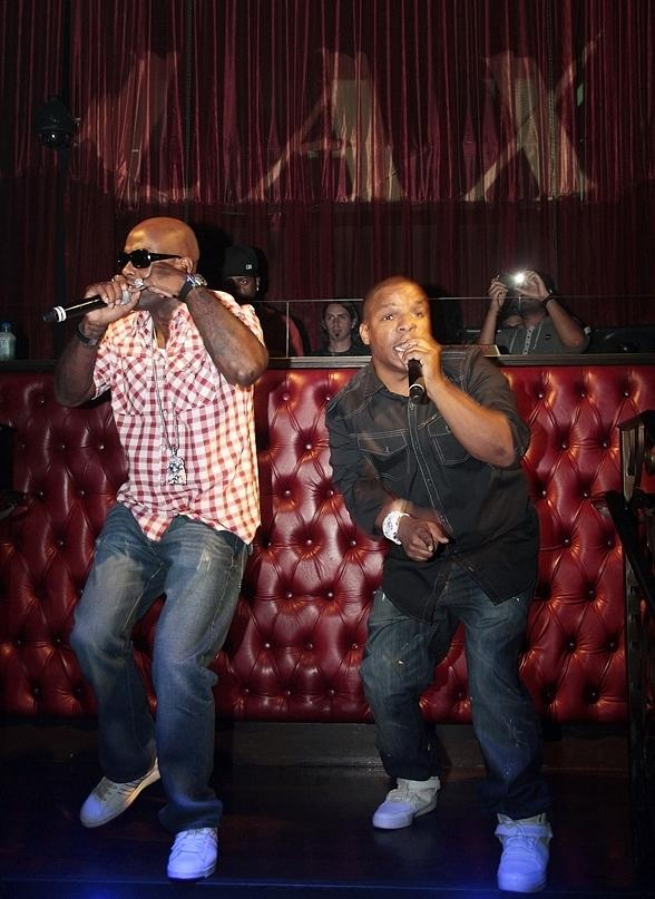 Naughty By Nature Performs Live at LAX  Nightclub