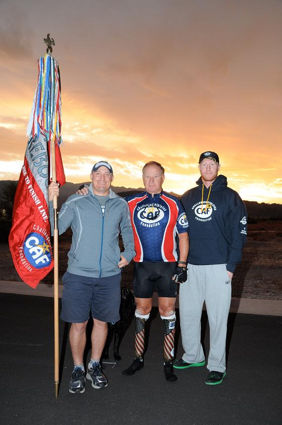 Life Time Fitness' Lake Mead Triathlon