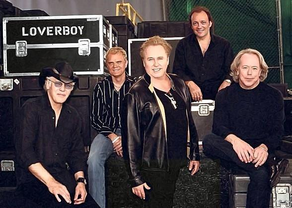 "80's Rock Band Loverboy will be ""Working for the Weekend"" at Cannery"