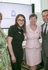 Lutheran Social Services of Nevada Hosts Tea and Fashion Show in Las Vegas
