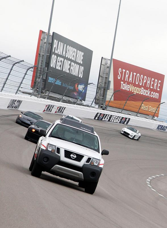 "Speedway Children's Charities' ""Laps for Charity"" Event Set for Jan. 28 at Las Vegas Motor Speedway"