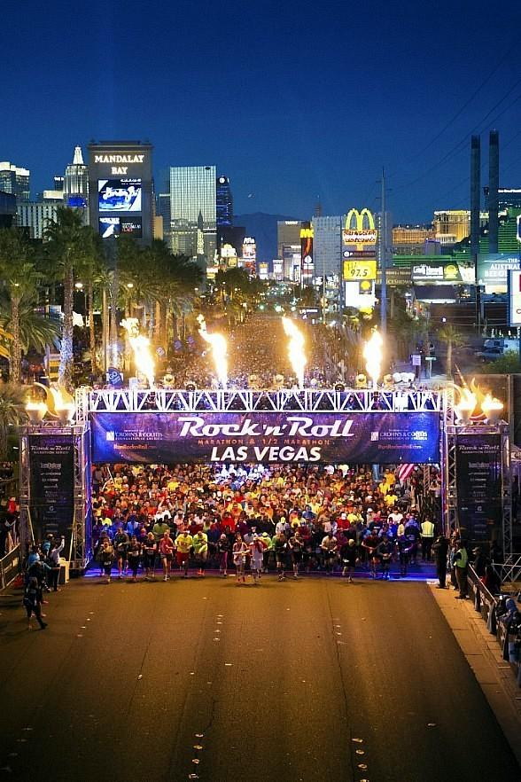Kid Rock to Headline Rock 'n' Roll Las Vegas Marathon