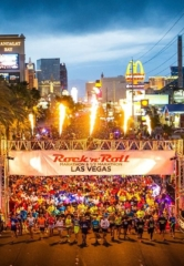 New Course and Start Line Festival Location Announced for Rock 'N' Roll Las Vegas Marathon & ½ Marathon